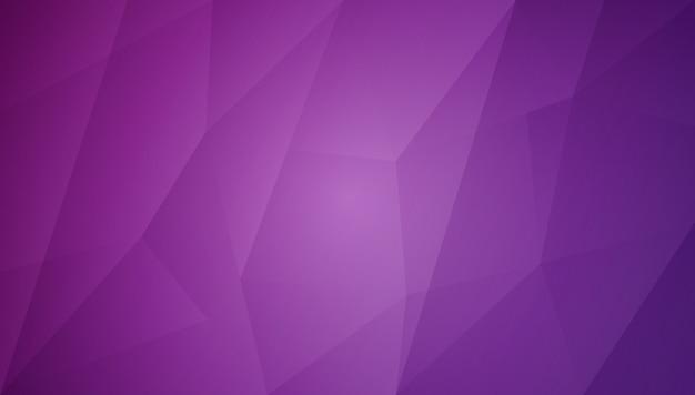 Modèle abstrait géométrique dégradé Vecteur Premium