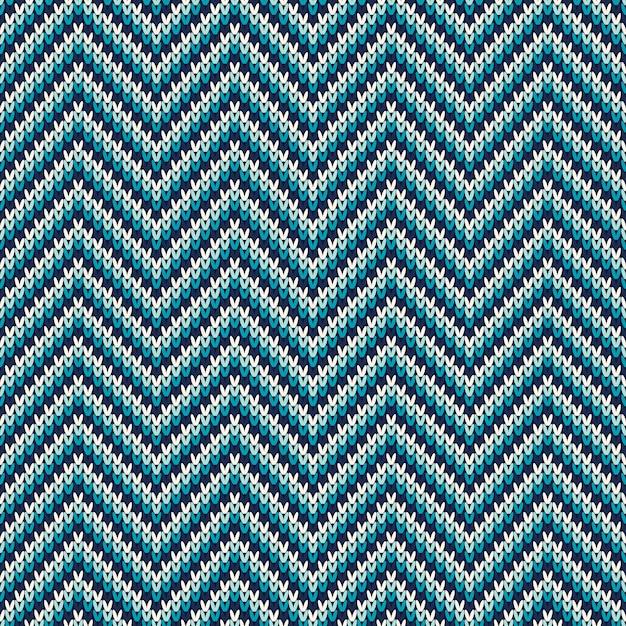 Modèle De Chandail Tricoté. Fond Transparent. Imitation De Texture En Tricot De Laine Vecteur Premium