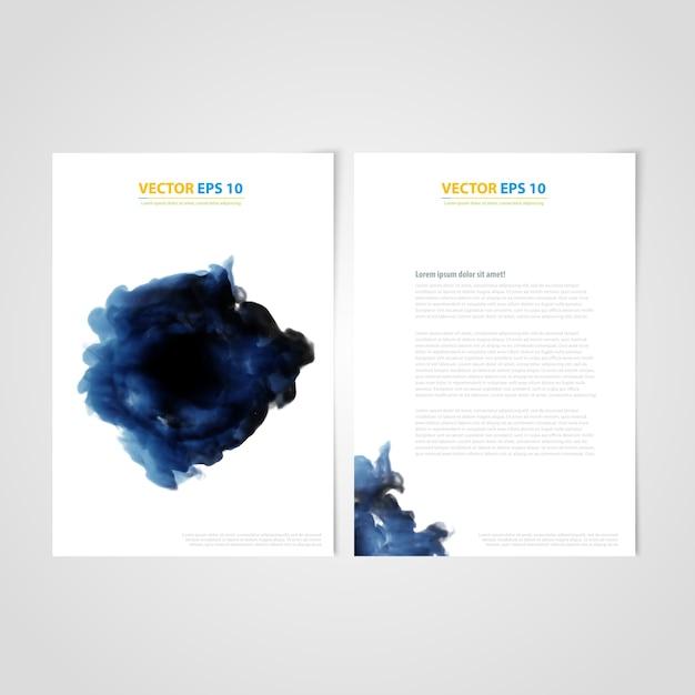 Modèle De Flyer Et Design Avant. Icônes Médicales Vecteur gratuit