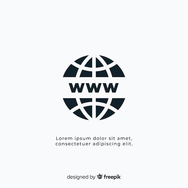 Modèle de logo de conectivité moderne Vecteur gratuit