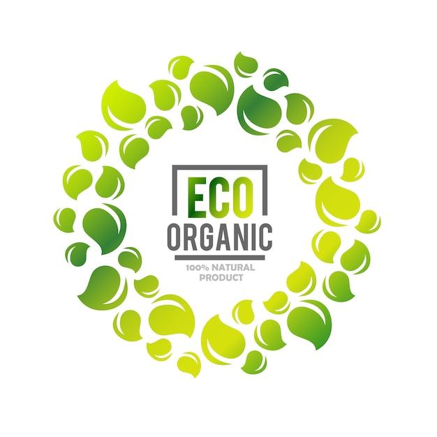 Modèle De Logo Creative Green House Concept Vecteur gratuit