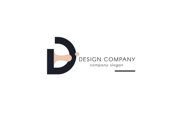 Modèle De Logo De Studio De Conception Vecteur gratuit
