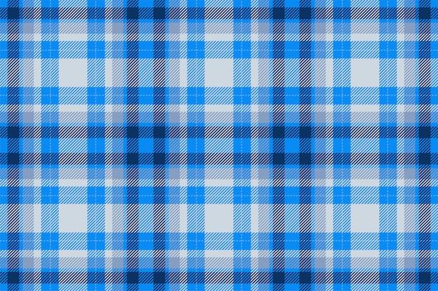 Modèle de plaid sans couture écossais écossais Vecteur Premium