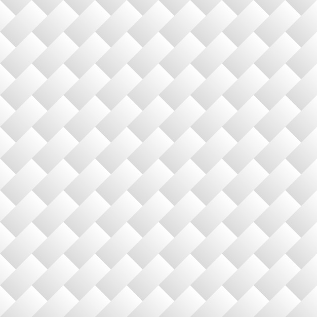 Modèle sans couture carré de luxe de couleur grise Vecteur Premium