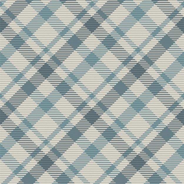 Modèle Sans Couture De Plaid Tartan écossais. Fond Répétable Avec Texture De Tissu De Contrôle. Vecteur Premium