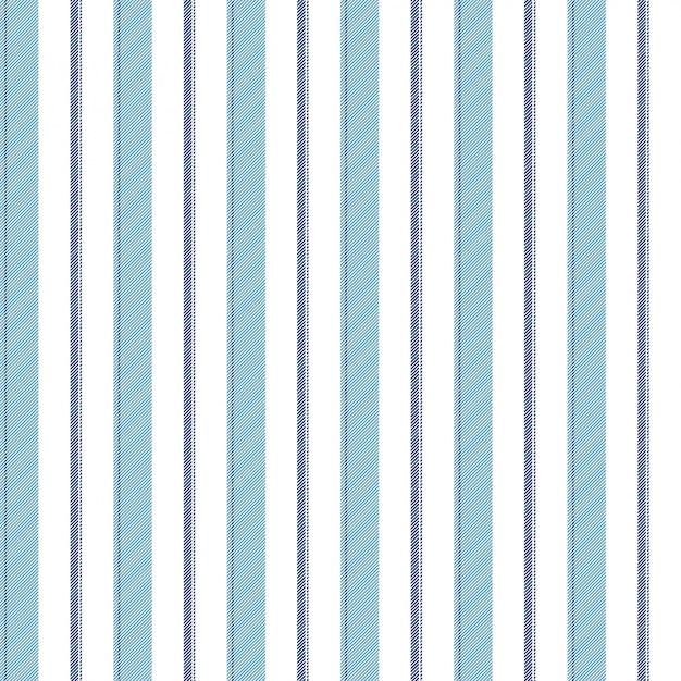 Modèle Sans Couture De Texture Classique Rayé Bleu Vecteur Premium