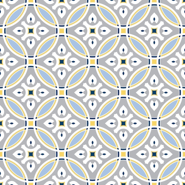 Motif de carreaux, fond transparent floral décoratif coloré Vecteur Premium