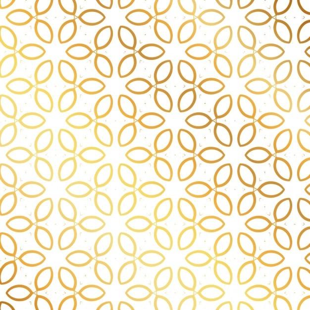 motif de fleur d 39 or motif de fond fleur t l charger des vecteurs gratuitement. Black Bedroom Furniture Sets. Home Design Ideas
