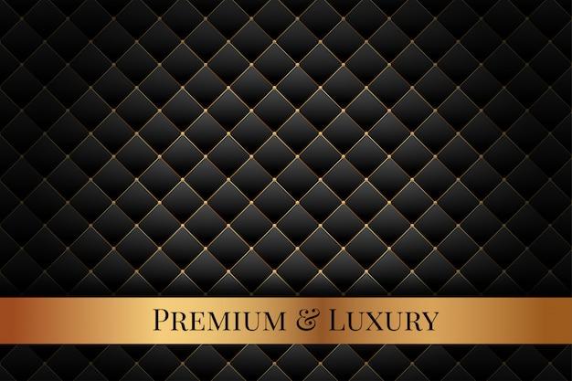 Motif De Diamant De Luxe Haut De Gamme Pour Rembourrage Vecteur gratuit