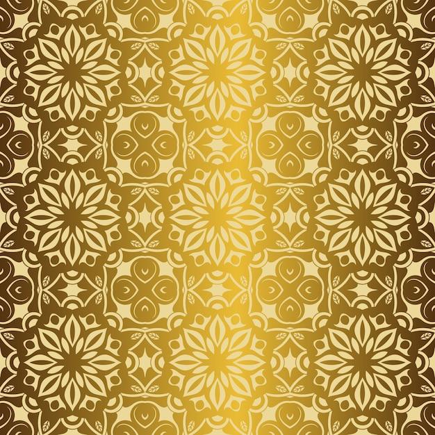 Motif Floral Sans Soudure De Fond Décran Royal Fond De