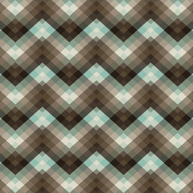 Motif géométrique coloré Vecteur gratuit