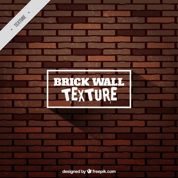 Mur De Briques De Fond Vecteur gratuit