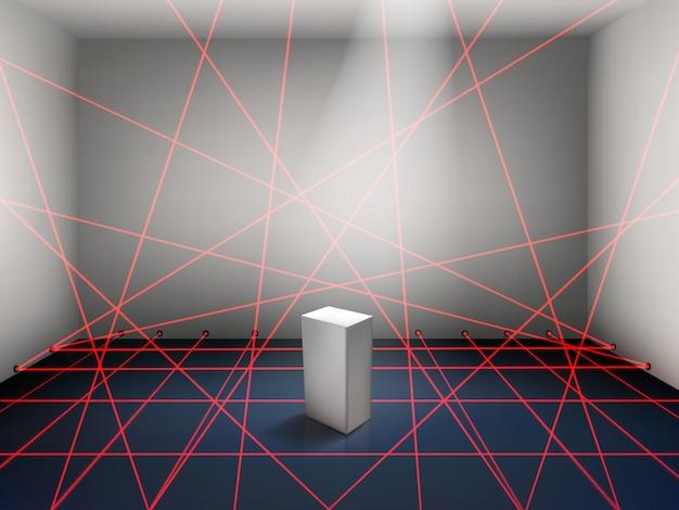 Musée d'art moderne Vecteur gratuit