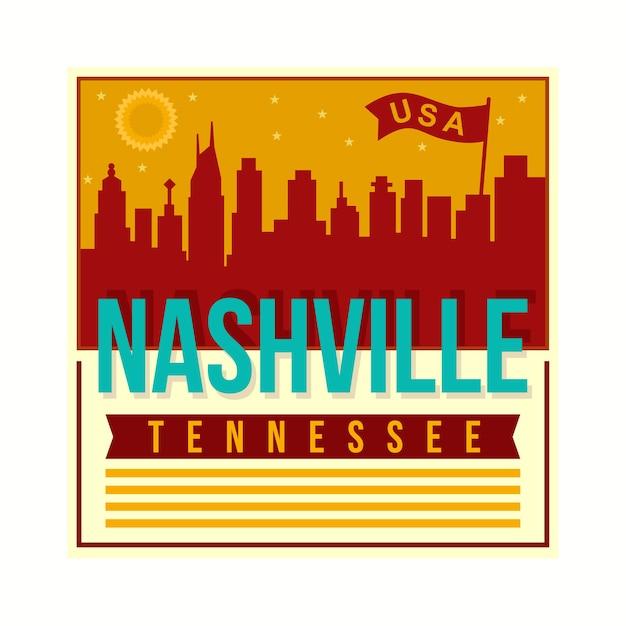 Nashville Vecteur Premium