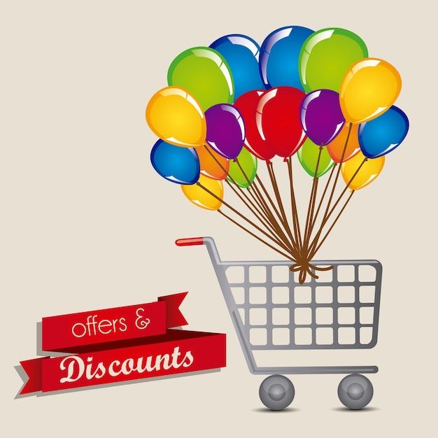 Offres et réductions Vecteur Premium