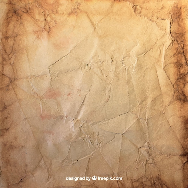 Old paper texture Vecteur gratuit