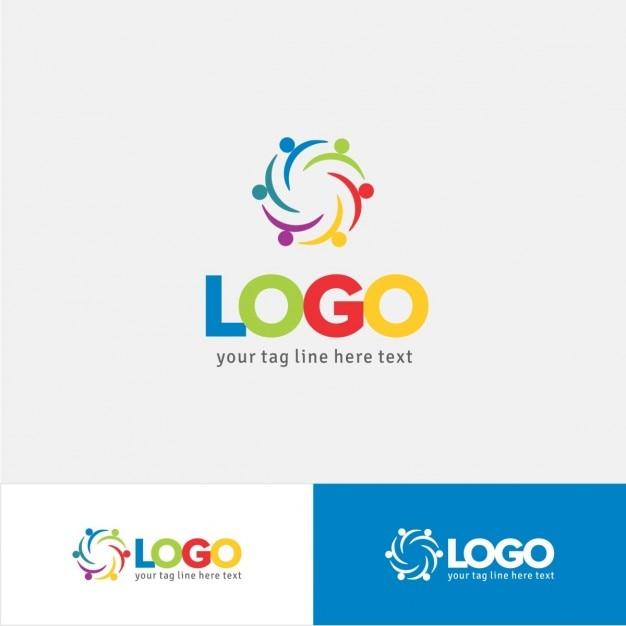 logo gratuit template