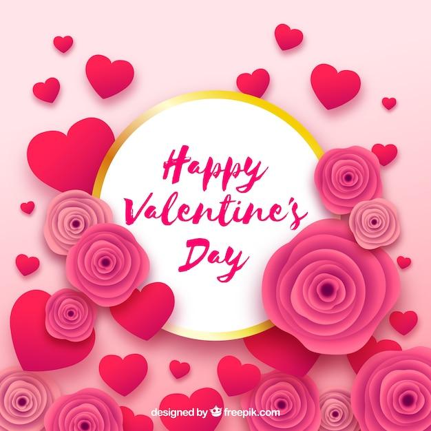Papier d coup saint valentin t l charger des vecteurs - Image st valentin a telecharger gratuitement ...