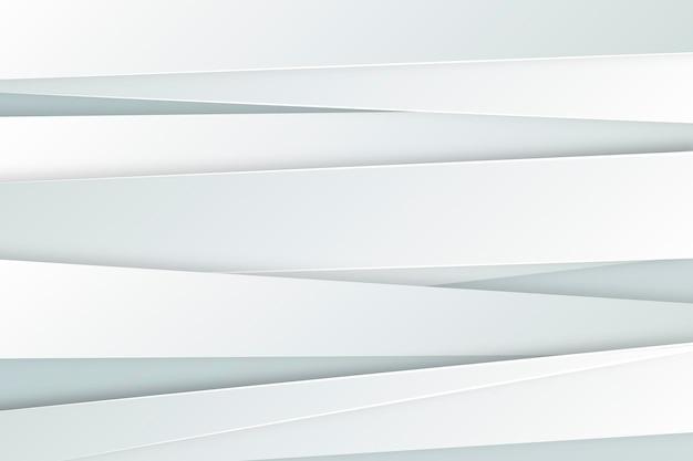 Papier Peint Abstrait Blanc Minimaliste Vecteur gratuit