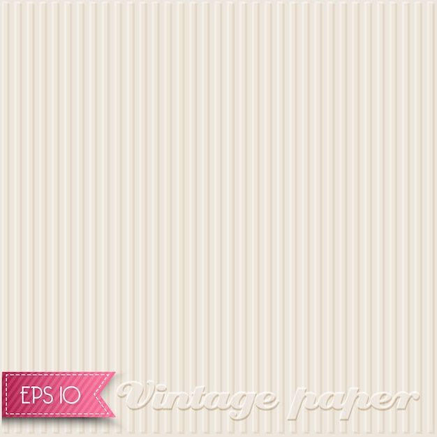 Papier vintage joyeux noël Vecteur Premium