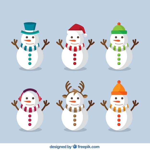 Bonhomme neige echarpe vecteurs et photos gratuites - Photos de neige gratuites ...