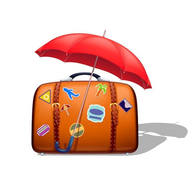 Parapluie Vecteur Premium