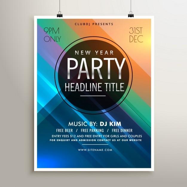 flyers evenement