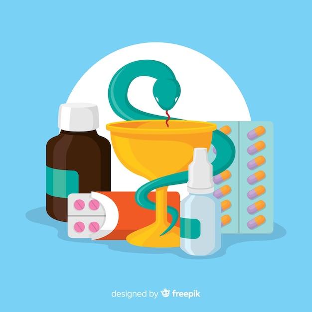 Pharmacie Vecteur gratuit