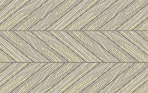 Plancher de bois sans soudure de fond, texture bois Vecteur Premium