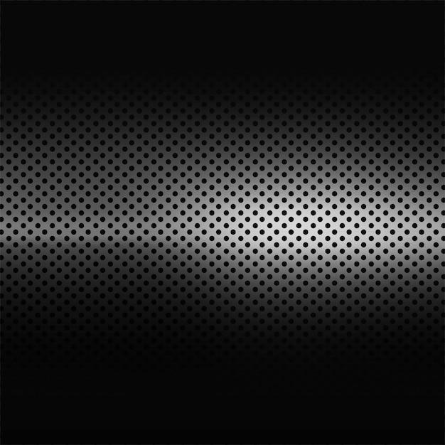 Points de texture métallique abstraite Vecteur gratuit