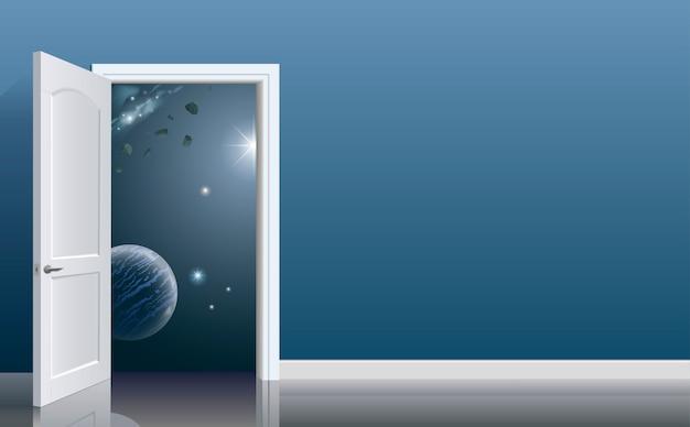 Portes ouvertes dans l'espace Vecteur Premium