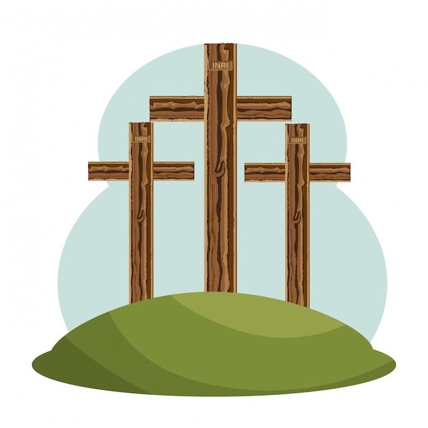 Référence Biblique De Jésus Vecteur gratuit