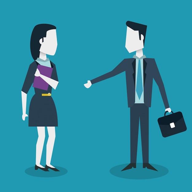 homme d affaire rencontre femme