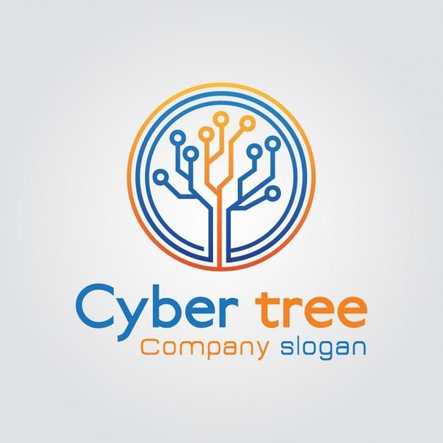 r u00e9sum u00e9 arbre technology logo