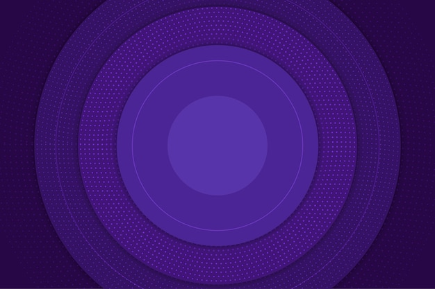 Résumé Fond Demi-teinte Circulaire Violet Vecteur gratuit