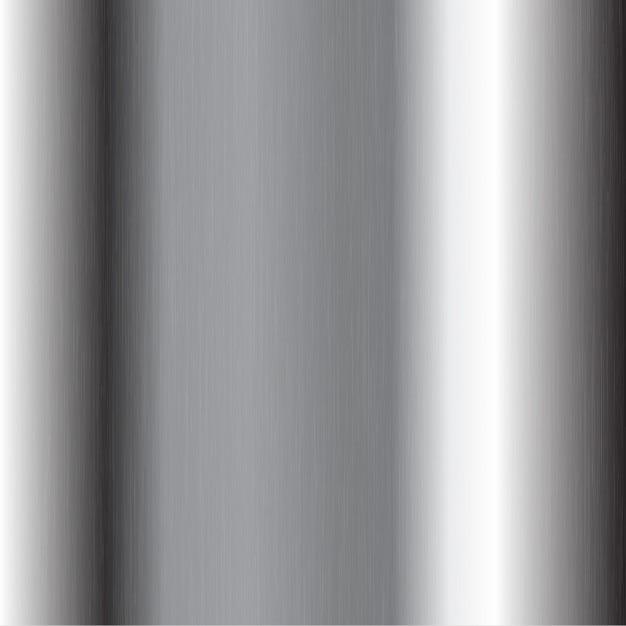 Résumé de fond avec un effet métal brossé Vecteur gratuit