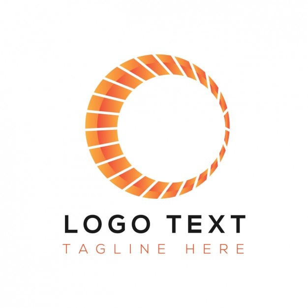 logo gratuit orange
