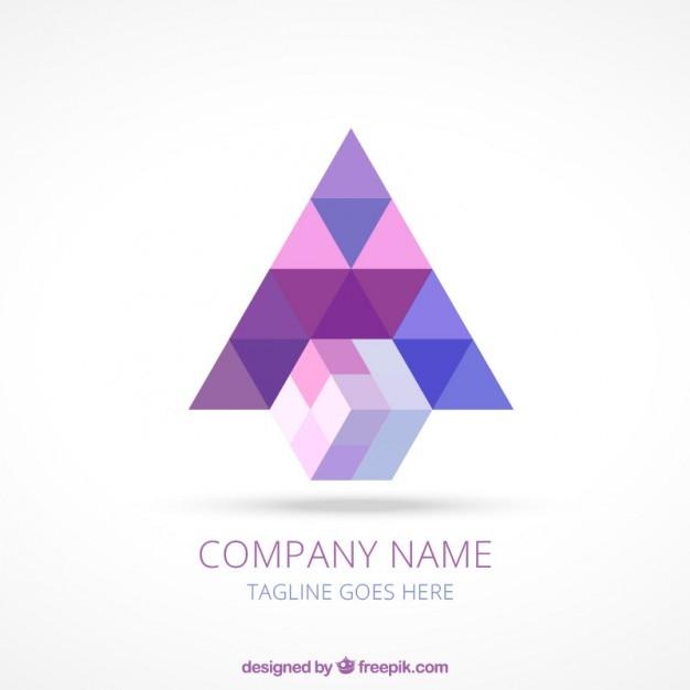 Super Résumé logo géométrique | Télécharger des Vecteurs gratuitement YR83