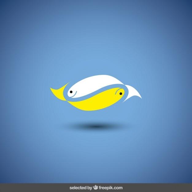 r u00e9sum u00e9 poissons logo
