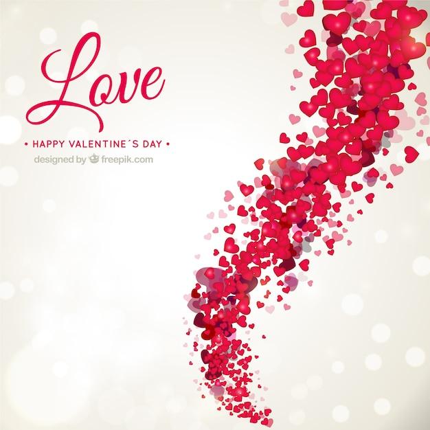 Romantique fond de saint valentin t l charger des vecteurs gratuitement - Image saint valentin romantique ...