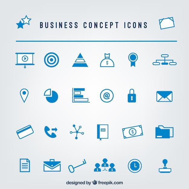 set d u0026 39 ic u00f4nes bleu business