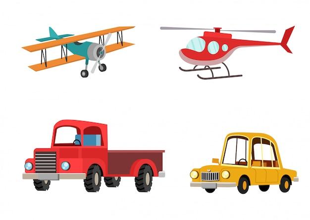 Set de transport Vecteur Premium