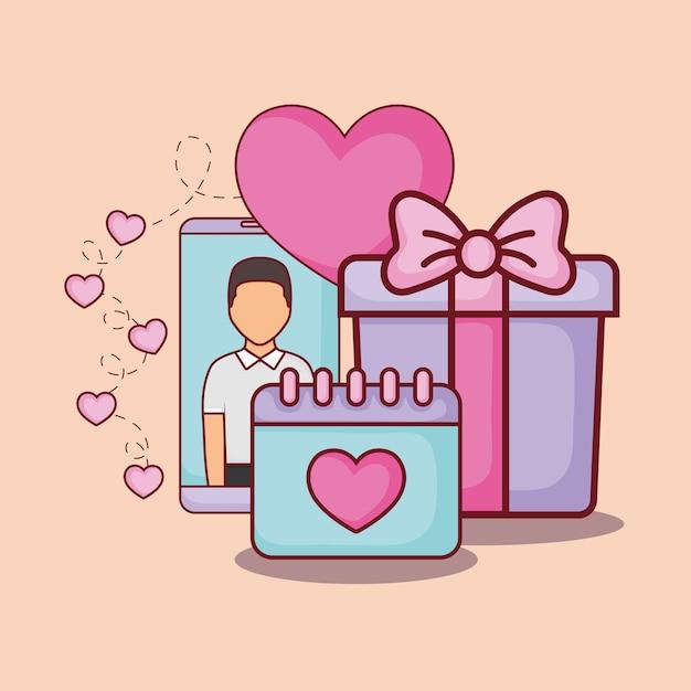 Cadeaux de rencontres en ligne