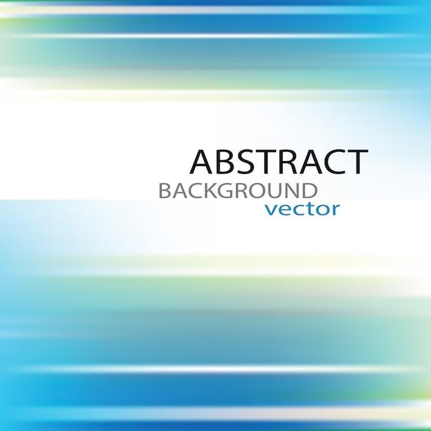 Soft Blue Background, adapté comme fond abstrait pour brochures, cartes de visite et rapports Vecteur gratuit