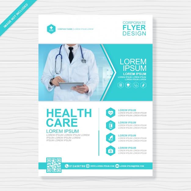 Soins de santé et couverture médicale Vecteur Premium