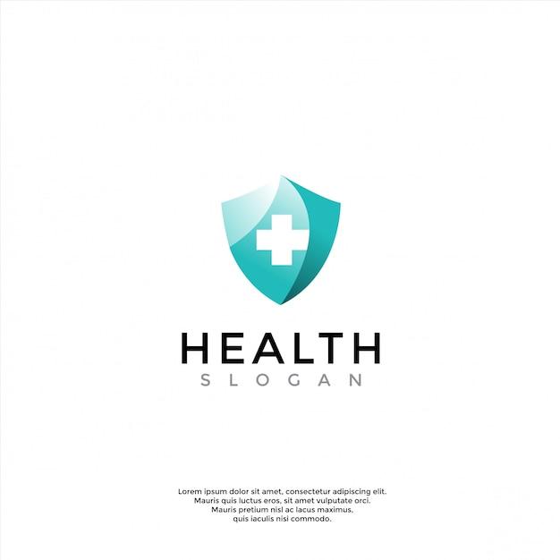 Soins De Santé, Médical, Logo De Pharmacie Vecteur Premium