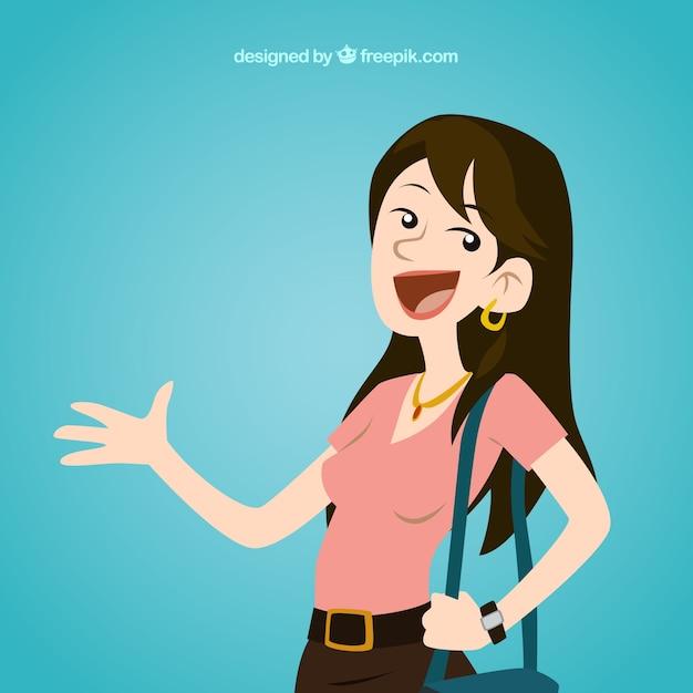 Sourire femme t l charger des vecteurs gratuitement - Image sourire gratuit ...