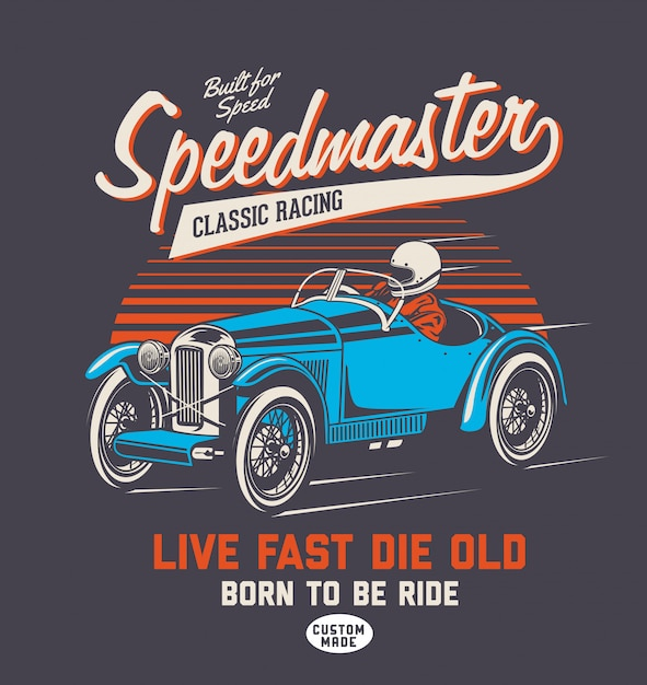 Speedmaster Vecteur Premium
