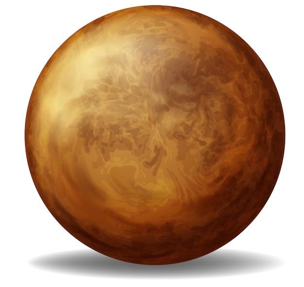 Sphère De Vénus Vecteur gratuit