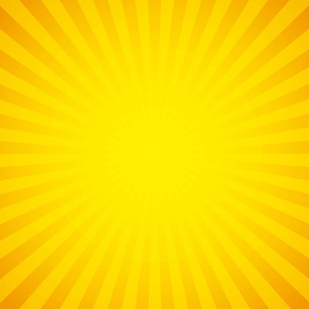Sunburst background design, illustration vectorielle illustration eps10 Vecteur Premium